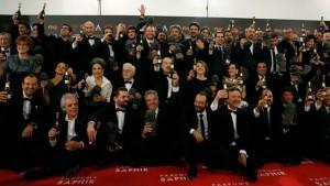 Los Goya dieron plantón a 'La novia' y se decantaron por 'Truman'