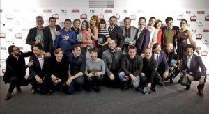Actores y productores de televisión se citan en los Premios MiM Series 2014