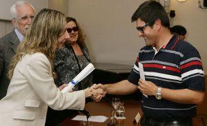 La ONCE abre el plazo de convocatoria  para los premios Tiflos de literatura  2014