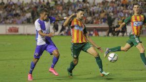 El Sabadell se despide de la Copa