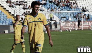 Sergio Prendes, carácter ofensivo para el Leganés