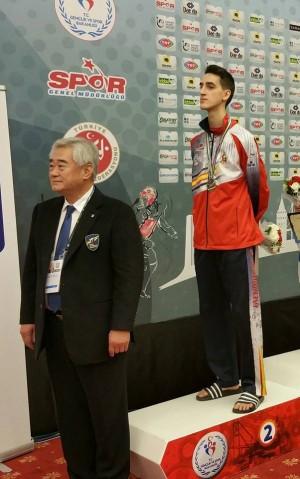 Jesús Tortosa consigue la tercera plaza del taekwondo para Río 2016