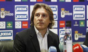 """Sergio Egea: """"Estoy satisfecho con el punto"""""""