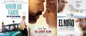 'Vivir es fácil con los ojos cerrados', '10.000 Km' y 'El Niño', preseleccionadas para los Oscar