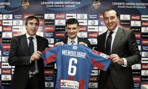 El Levante presenta a Mendilibar