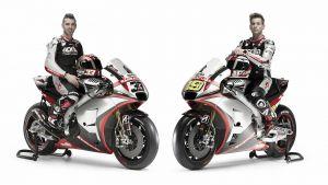 Aprilia presenta su nuevo proyecto en Moto GP