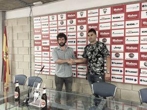"""Córcoles: """"El Alba fue mi primera opción. Me gusta su estilo de juego"""""""