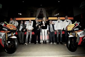 El Forward Racing Athinà presenta su equipo para el 2015