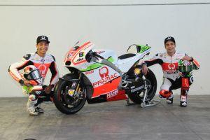 Pramac Racing presenta a sus dos pilotos para estatemporada