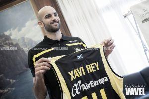 """Xavi Rey: """"Creo en este equipo y en su idea"""""""
