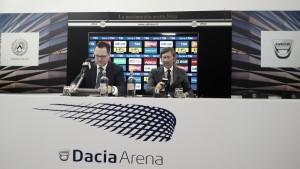 """Udinese - Gerolin: """"L'organizzazione che c'è qui non c'è in nessun'altra provinciale"""""""