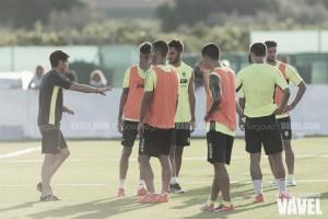 21 jugadores para jugar ante Porto y Deportivo