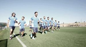 La SD Ponferradina 17/18 echa a andar con dieciséis futbolistas