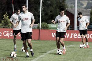 El Sporting B vuelve al trabajo este miércoles y Abelardo abre El Molinón