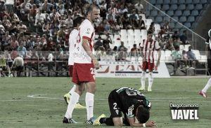 El Almería cierra tres amistosos más de pretemporada