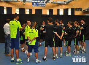 La pretemporada 2015/2016 del Santiago Futsal