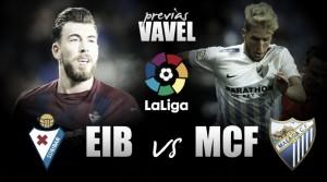 Previa Eibar - Málaga: Ipurúa se disfraza de fútbol
