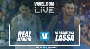 Resumen Real Madrid vs Barcelona Lassa (80-84)