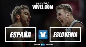 """Previa España - Eslovenia: """"Juego de Tronos"""""""