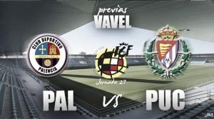 CD Palencia - Real Valladolid Promesas: necesidades enfrentadas