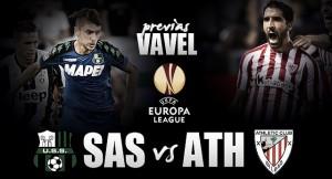 Sassuolo – Athletic Club: prueba dura para empezar