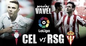 Previa Celta de Vigo - Sporting de Gijón: Balaídos aún no conoce la victoria