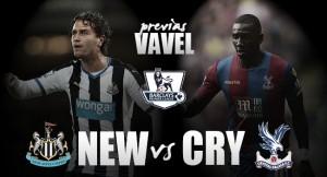 Newcastle - Crystal Palace: todo por el todo para los locales