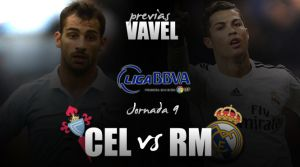 Celta de Vigo - Real Madrid: 'Xogo' de tronos