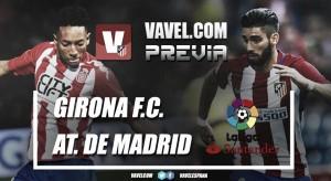 Previa Girona - Atlético de Madrid: el primer baile