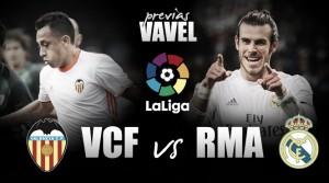 Previa Valencia C.F-Real Madrid: a confirmar las buenas sensaciones