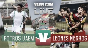 Resultado del Potros UAEM (2-1) Leones Negros