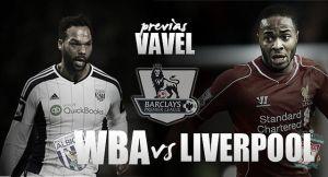 West Bromwich Albion - Liverpool: jadeando hasta el final