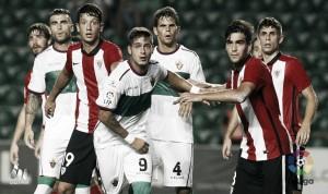 Bilbao Athletic - Elche: cada uno a lo suyo