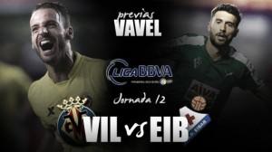Villarreal CF - SD Eibar: un duelo europeo