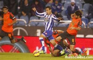 Real Sociedad - Deportivo de la Coruña: la bolsa o la vida