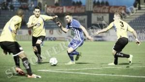 Real Unión Club - SD Ponferradina: A morir