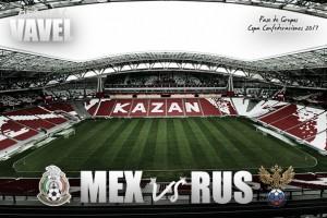 México vs Ruisa: la previa, horario y alineaciones