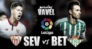 Previa Sevilla - Real Betis: Llega el partido de la temporada