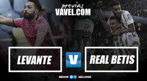 Previa Levante UD - Real Betis: entre el camino de la exigencia y el conformismo