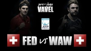 ATP Finals 2015: Federer - Wawrinka, un anno dopo