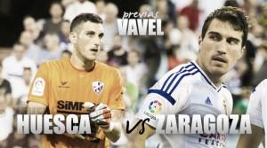 SD Huesca - Real Zaragoza: derbi de alta factura