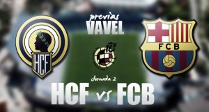Hércules - Barcelona B: asalto a domicilio