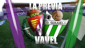Real Valladolid Promesas - CD Guijuelo: dos estilos, un protagonista