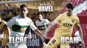 Elche CF - UCAM Murcia CF: El UCAM quiere alargar su racha de partidos invicto
