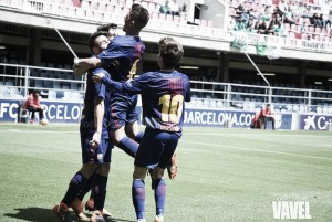 Previa FCB Juvenil A - Atlético de Madrid: todo por decidir