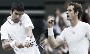Novak Djokovic - Andy Murray: choque de estilos en la cumbre