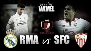 Real Madrid – Sevilla FC: la venganza se sirve en plato frío