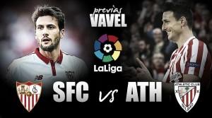 Previa Sevilla - Athletic Club: una victoria para seguir creyendo
