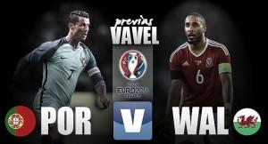 """Em duelo de """"madridistas"""", Portugal encara surpresa Gales por vaga na grande decisão da Euro"""