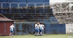 Real Avilés - Racing de Ferrol: sólo existe la palabra ganar